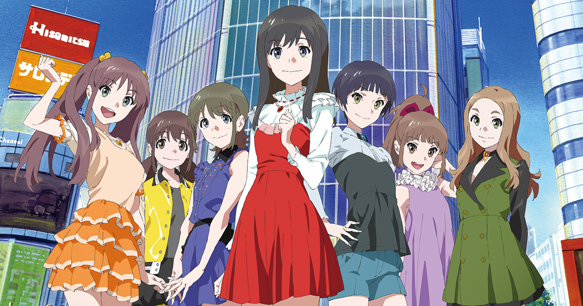 Wake Up, Girls! アニメ